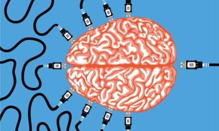 Managing your brain, part 1