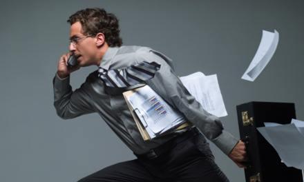 How to handle rush jobs.