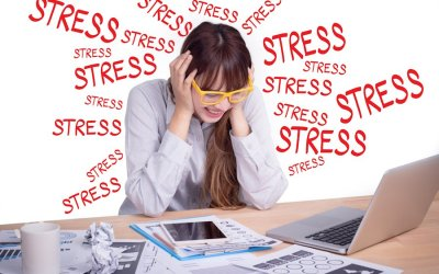 Taking control of a situation nullifies the stress