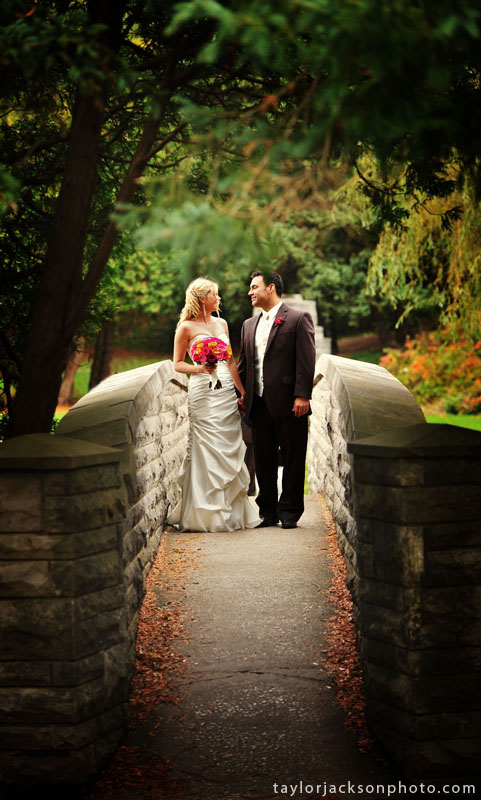 Ancaster Old Mill  Michelle  Jeff  Websters Falls Hamilton  Kitchener Wedding Photographer
