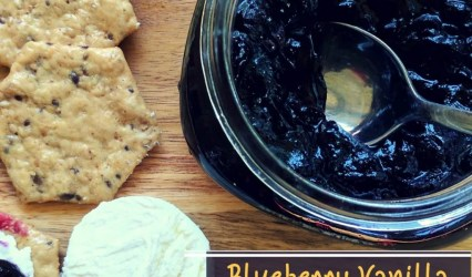 Blueberry Jam and Country Girl Memories