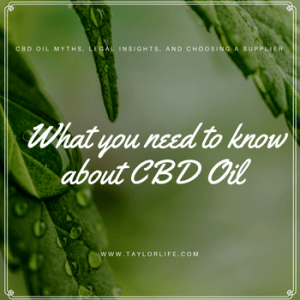 What you need to know about CBD Hemp Products