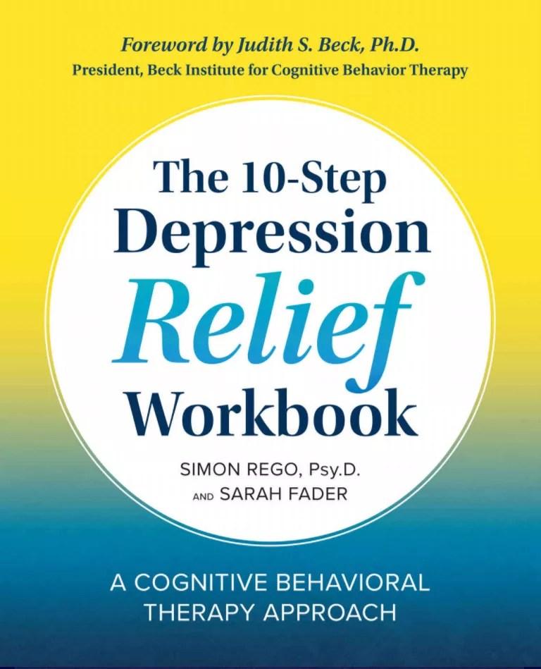 Depression Relief Workbook cover