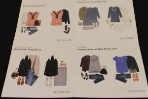 Stitch Fix styling ideas