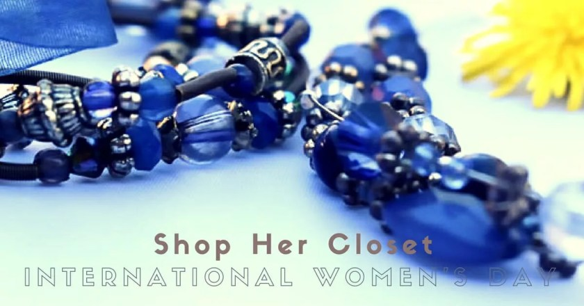 Shop Her closet for International Women's Day with ThredUp - all proceeds benefit Girls Inc