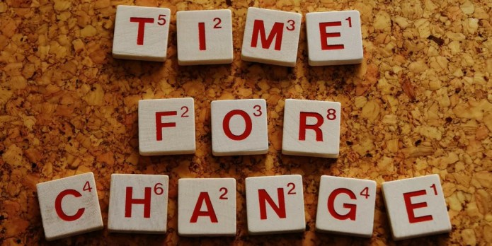 Time for a change - resetting my goals