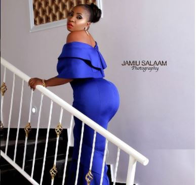 'I can't accept N5 million to act nude, it's too small' - Nollywood actress, Anita Joseph