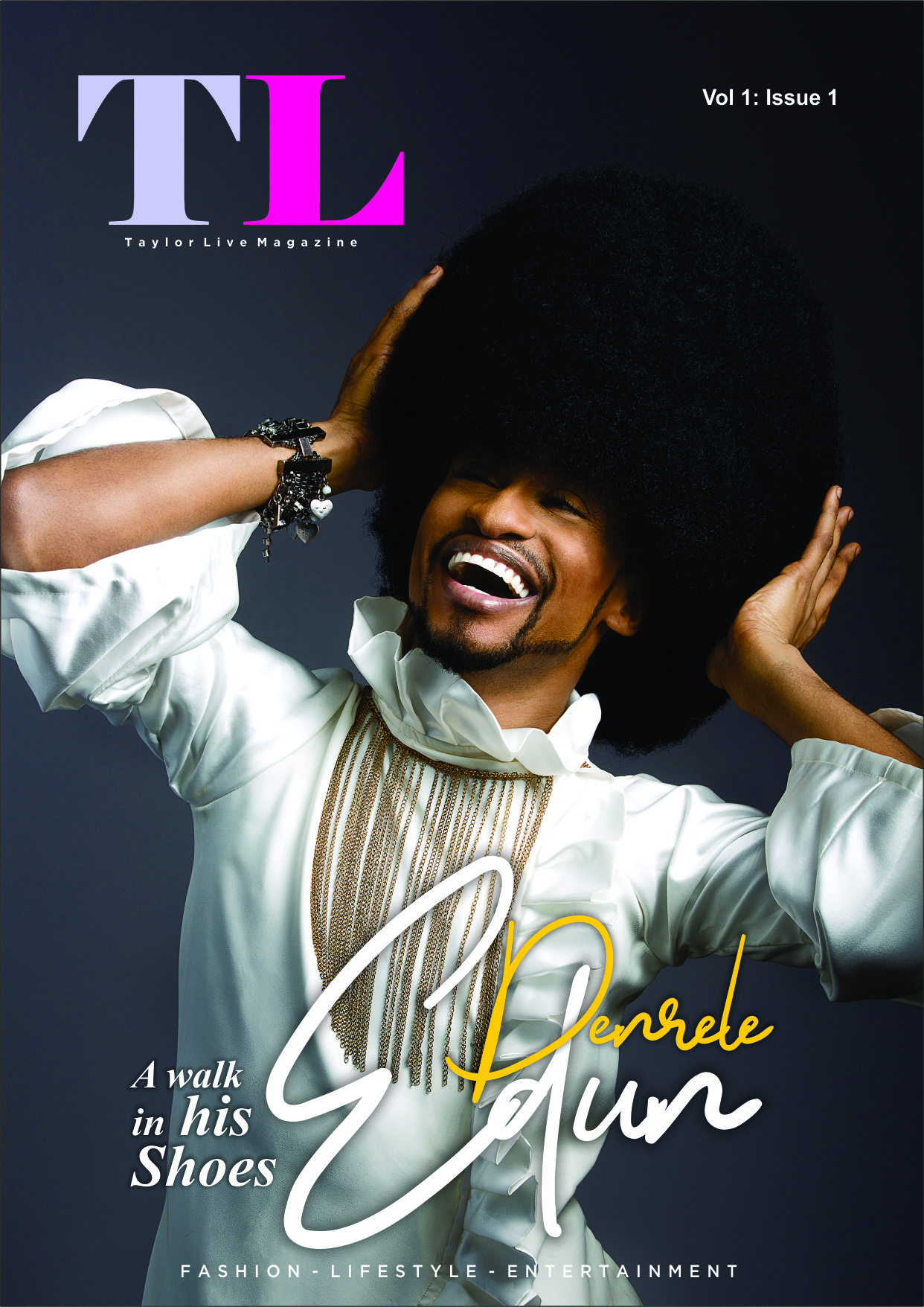 Denrele Edun A Walk In His Shoes
