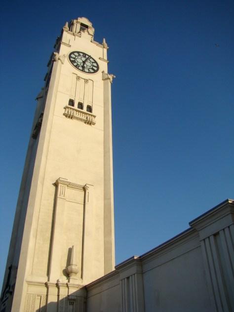 Clock Tower - Montréal, Taylor C. Noakes 2009