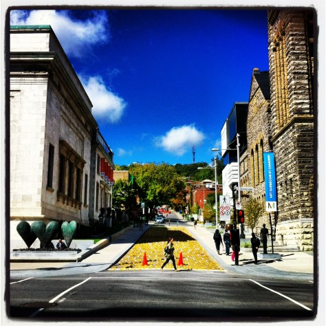 Avenue du Musée - Montréal (su