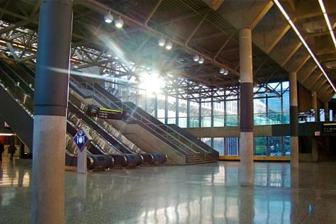 Palais des Congrès Sunburst