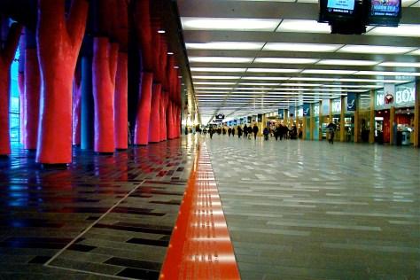 Lipstick Forest at Palais des Congrès