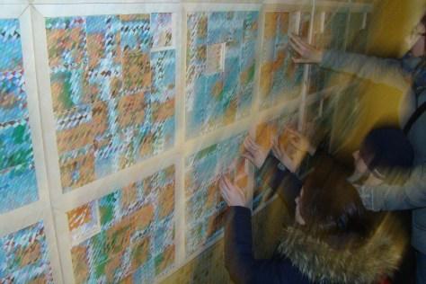 Blurry Metro Map Game