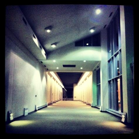 ICAO Hallway