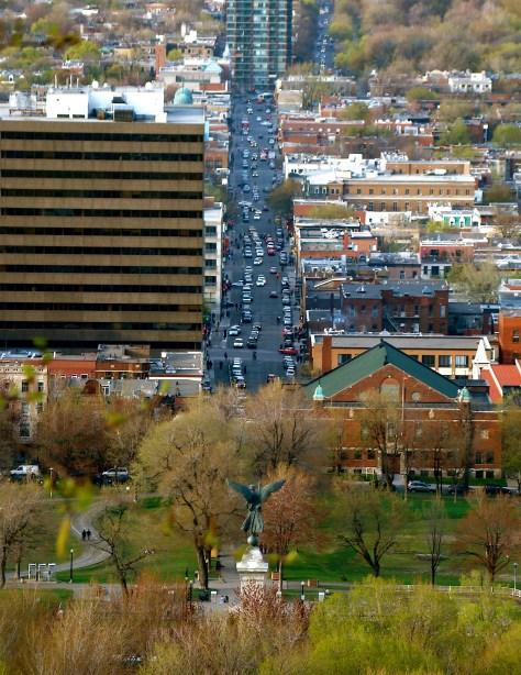 Rachel Street, Montreal - 2010