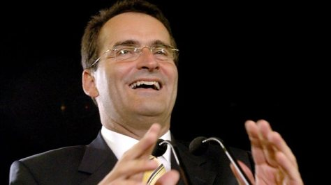 Jean Lapierre - photo credit to La Presse Canadienne