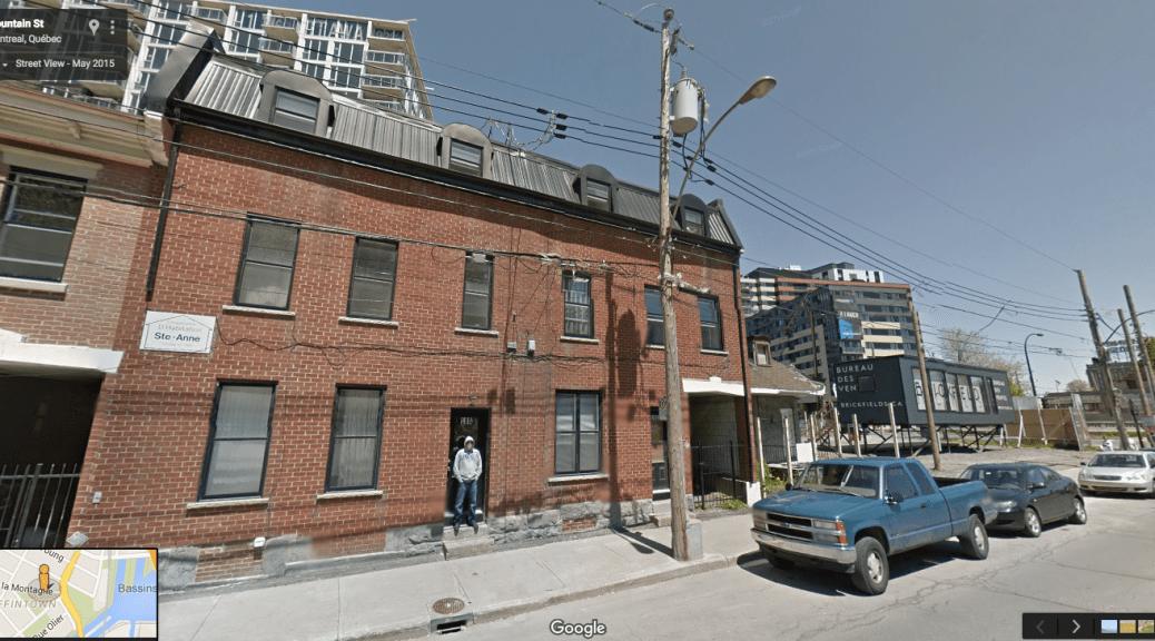 Montréal architecture taylornoakes.com