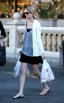 Taylor Swift Shopping Foods L. 2009