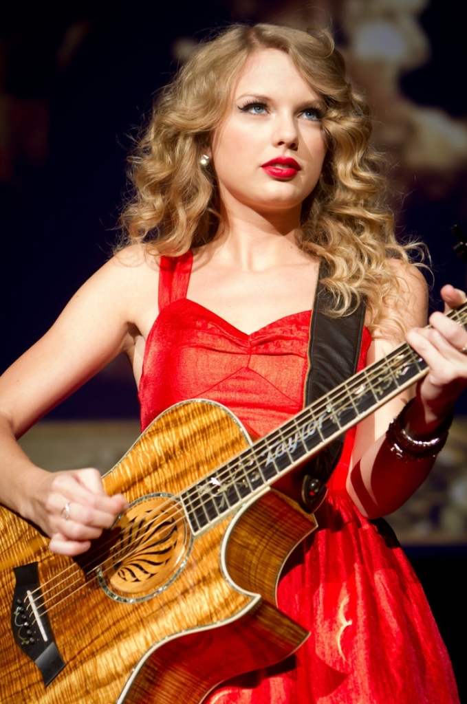 Taylor Swift Perfomance At Target National Sales