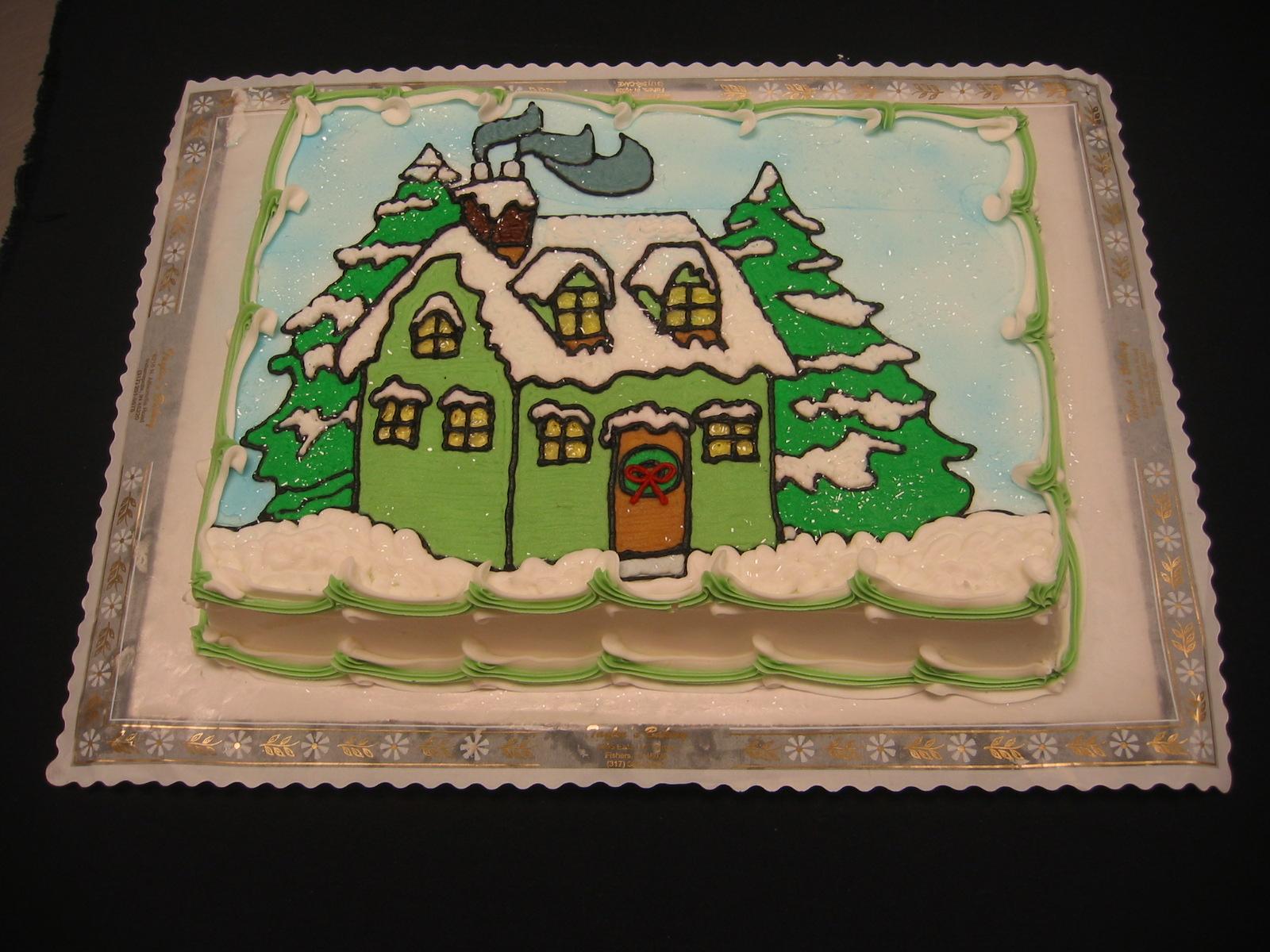 Christmas Cakes  Taylors Bakery