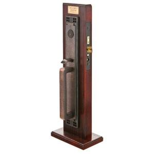 Emtek 33493049 Craftsman Full Length Mortise Handleset | Taylor Security & Lock