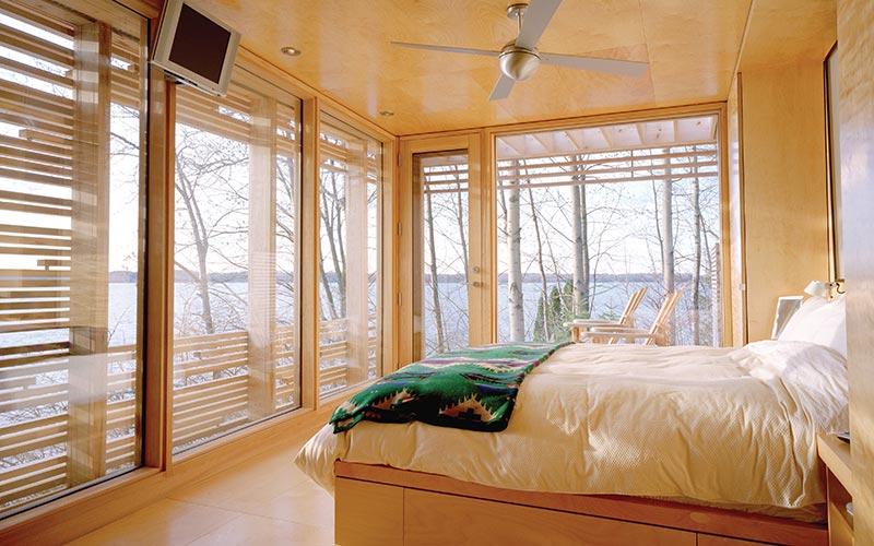 Sunset Cabin Taylor_Smyth architects