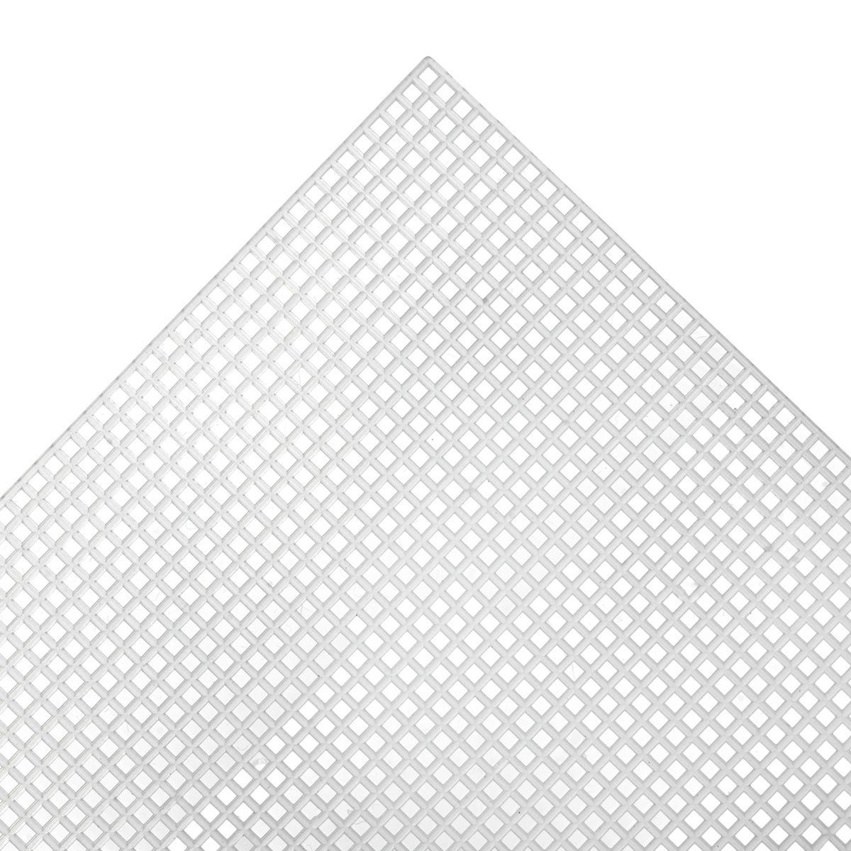 PC14 Plastic Canvas Rectangular 12