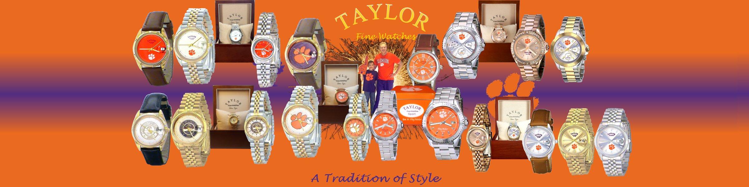 Clemson University Watches
