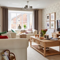 Modern Living Room Decorating Ideas Uk Ceiling Light Fixtures Lovely Rooms Taylor Wimpey Interior Image