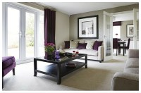 Purple Living Room Ideas Uk | www.lightneasy.net
