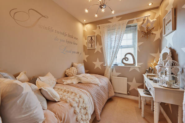 Bedroom styles  Taylor Wimpey