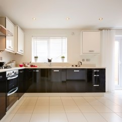 Childrens Kitchens Inexpensive Kitchen Remodels Black And Grey   Taylor Wimpey