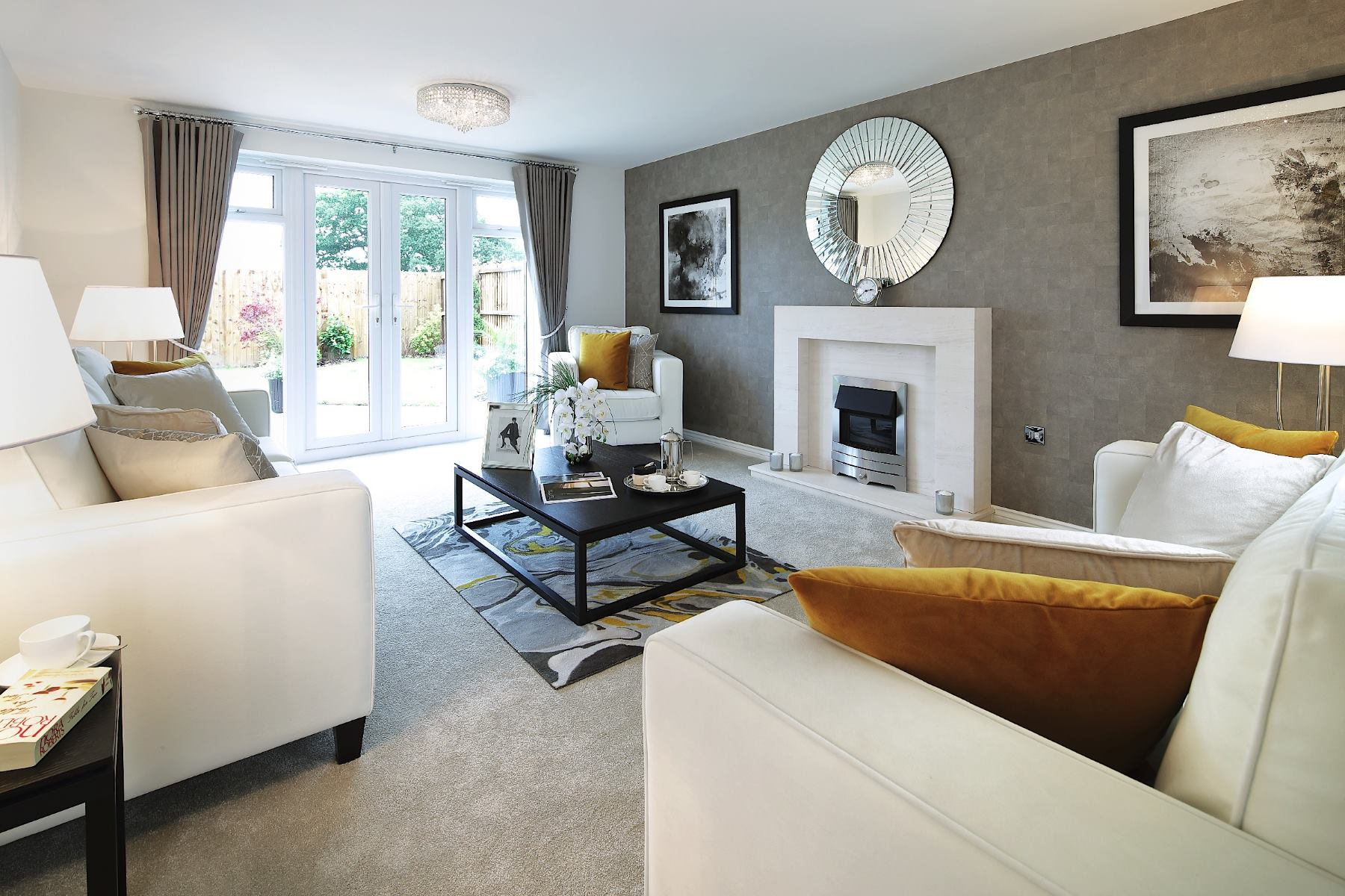 living room show homes feng shui apartment kingsbourne new in nantwich taylor wimpey