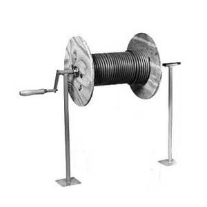 LR100-418 - Spool Winder Stand 18 inch high