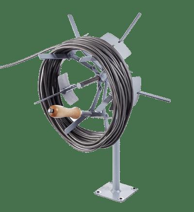 LR100 - Manual Decoiler coiler spooler