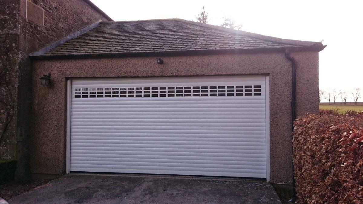 Roller Garage Doors  Tayside Garage Doors