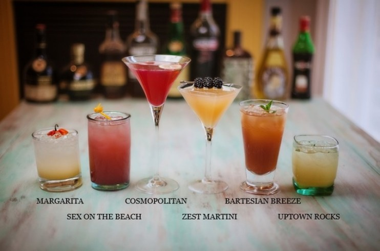 cocktail blogs