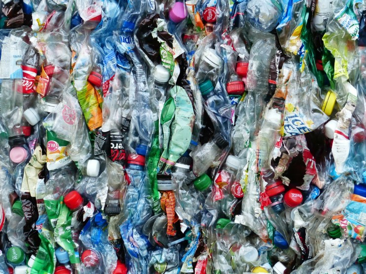 Annually, Americans throw away their body weight in plastic