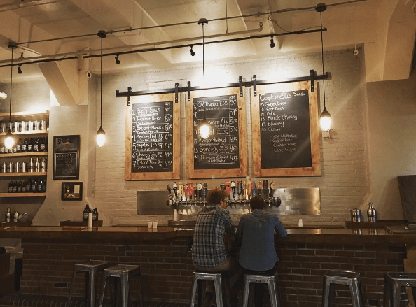 must-visit Maine brewery Shipyard Brewing Company
