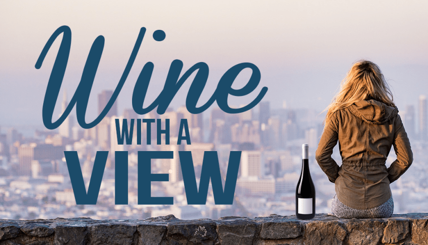 wine with a view - urban