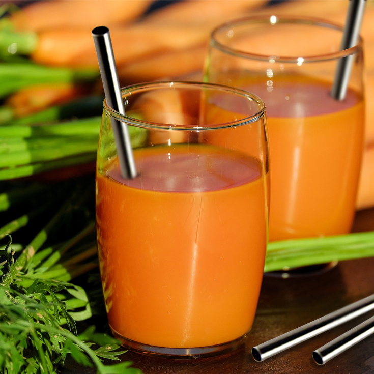 stainless steel straws great for juice