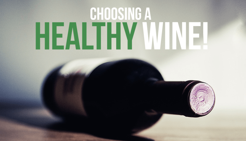 choose a healthy wine