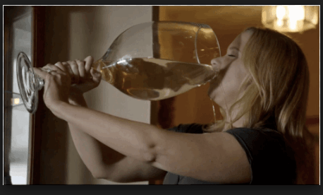 Amy Schumer wine