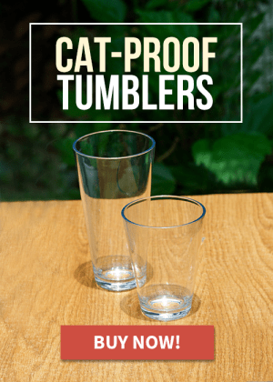 cat proof tumblers