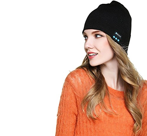 unisex bluetooth beanie gift guide for women