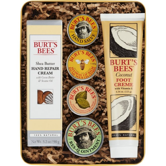 Burt's Bees Giftable Tin gift guide for women