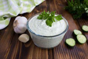 taza grill east lyme yogurt cucumber 1 scaled e1611755322608