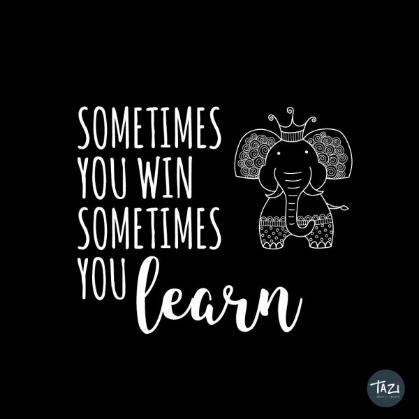 Tazi sometimes-win-sometimes-learn