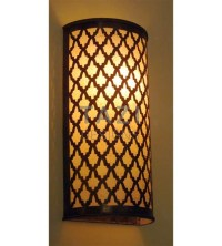 Mosaic  Moorish Sconce  Tazi Designs