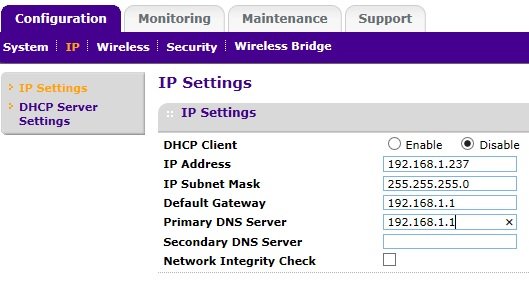 Netgear Access Point 60